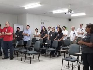Eliane apresenta resultados 2018/2019 e realiza palestra para gestores