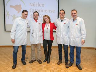 Grupo Lunelli representou a região Norte no Prêmio Catarinense de CCQ 2019
