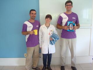Anjo distribui 183 prêmios para integrantes dos GMPs
