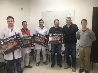 Grupos GES da empresa Eliane participam de sorteio de brindes