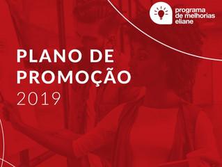 Eliane lança plano de promoção 2019