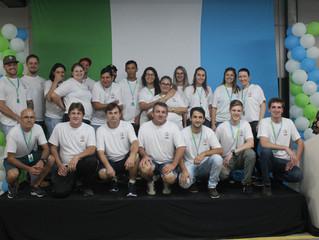 1ª Feira de Inovação e Melhoria Texneo, marca da empresa Têxtil Farbe.