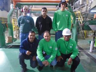 Equipe Ecos da Melhoria da empresa IPEL