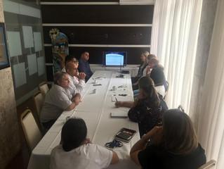 Plaza Blumenau realiza encontro geral das equipes de melhorias