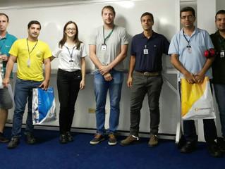 Premiação das Equipes de Melhoria Continua do Grupo Copobras