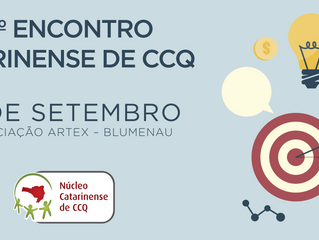 20º Encontro Catarinense de CCQ - 2018