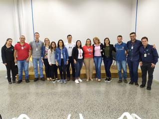 Reunião do Núcleo de CCQ - Regional Norte