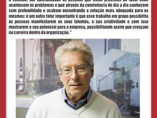 Depoimento do diretor industrial da  Eliane.