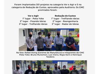 Premiação GMC Ciser