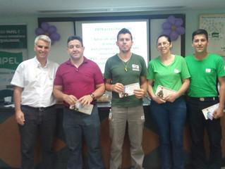 Premiação das equipes de melhorias da IPEL.