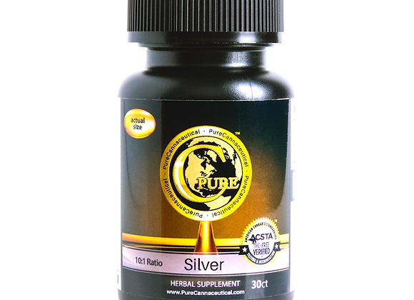 PCRX Silver Oil Capsules 30ct