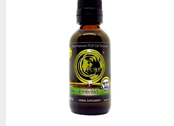 PCRX Emerald Oil 60mL