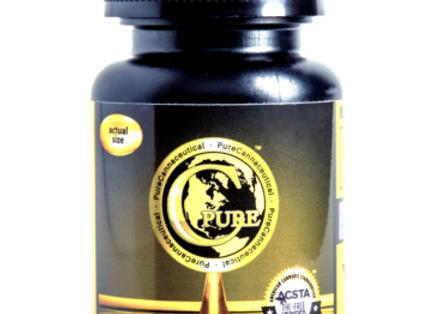 PCRX Gold Oil Capsules 30ct