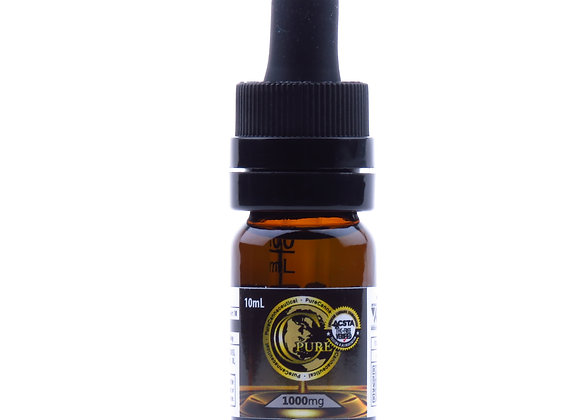 PCX 1000mg Oil 10mL, Trial Size