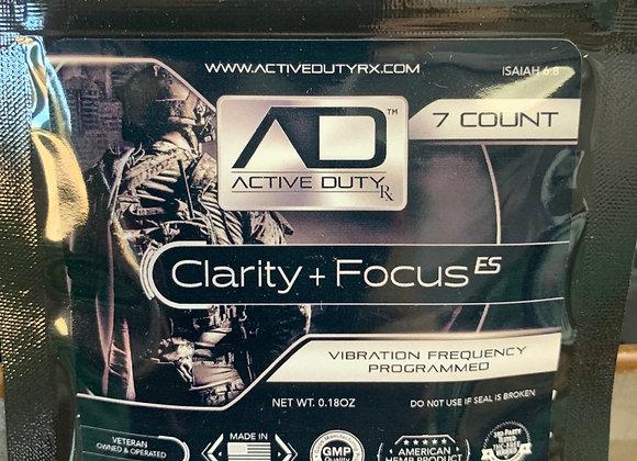 Clarity + Focus 7ct Capsules