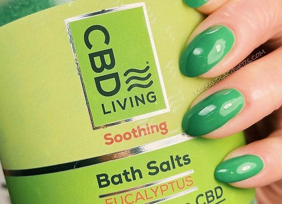 CBD living Bath salts