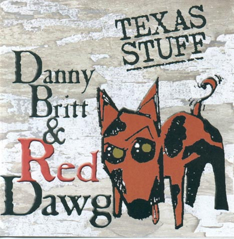 Danny Britt Red Dawg