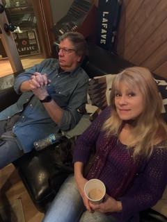 Danny Britt and Dorothy Burkes