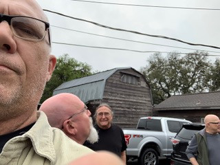 Chip Dolan, David Webb and Bobby Kallus