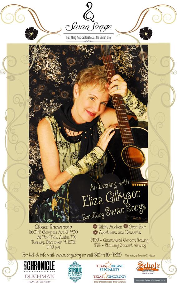 Eliza Swan Songs Poster