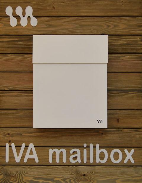 White Mailboxes