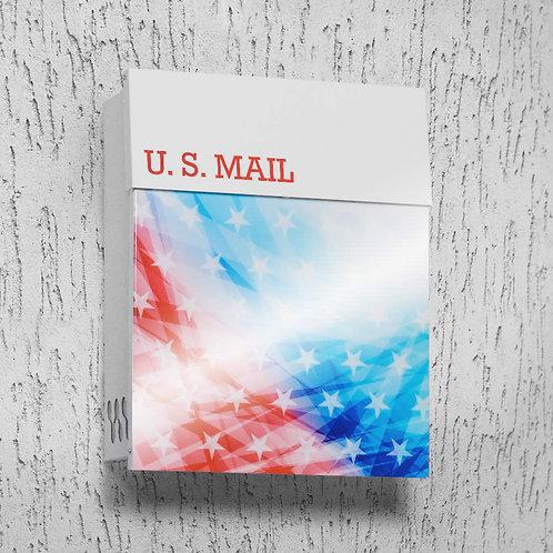 US mail mailbox