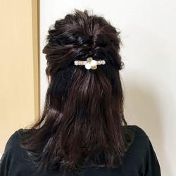 女性ヘアセット・ヘアアレンジ プライベートサロンwith-n