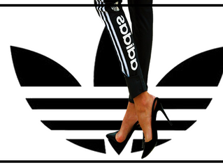 Nobody breaks- up with Adidas...