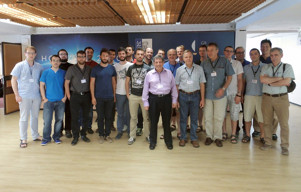 SYMETA at the European School of Antennas