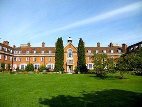 SYMETA St Hughs College Oxford
