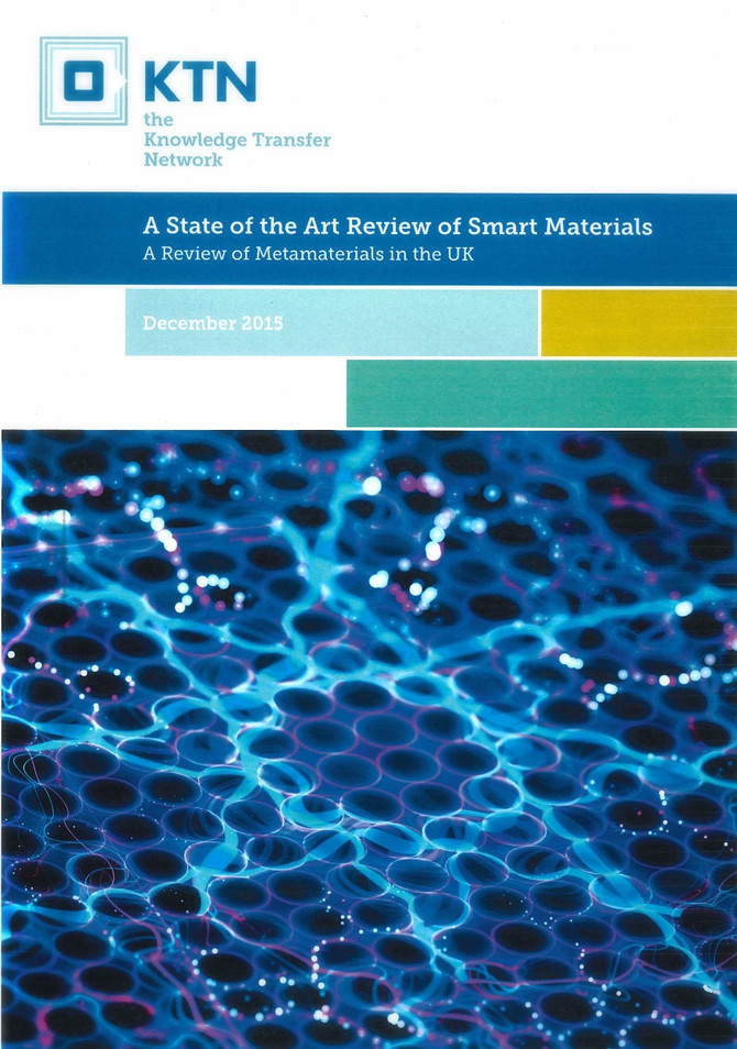 A State of the Art Review of Smart Materials