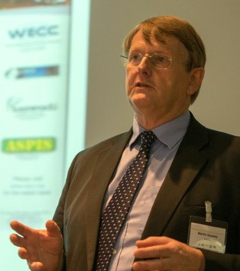 Martin Goosey Appointed Visiting Professor in Sustainable Electronics Manufacturing