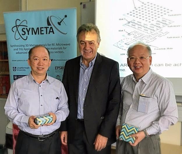SYMETA and City University of Hong Kong