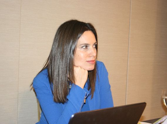 Leticia Brando, psicóloga y coach