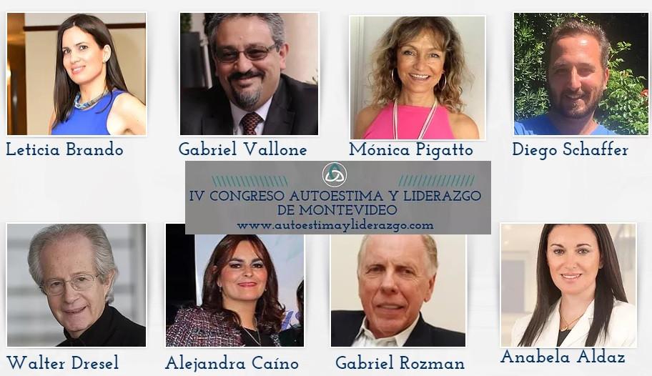 IV Congreso Autoestima Liderazgo Montevideo