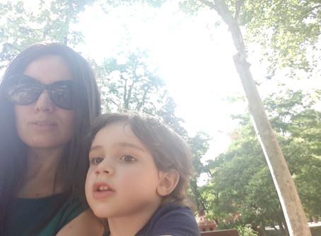 Hablando del día de la madre: creciendo juntos