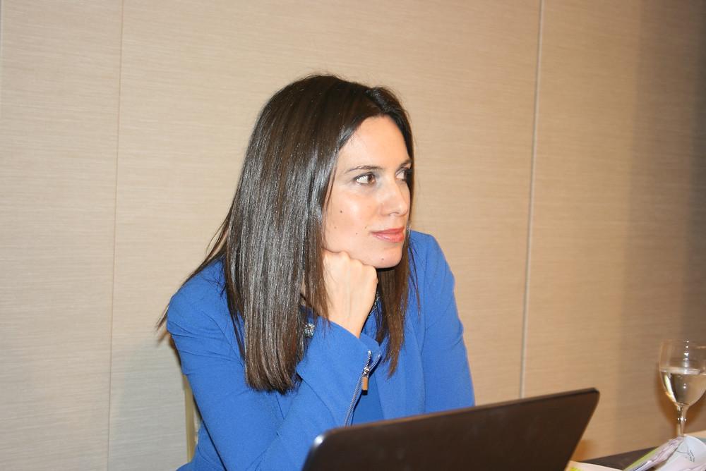 Leticia Brando, psicóloga y coach, especializada en Autoestima y Liderazgo