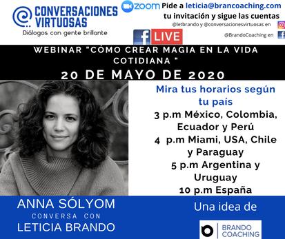 Anna Solyom 20 mayo 2020