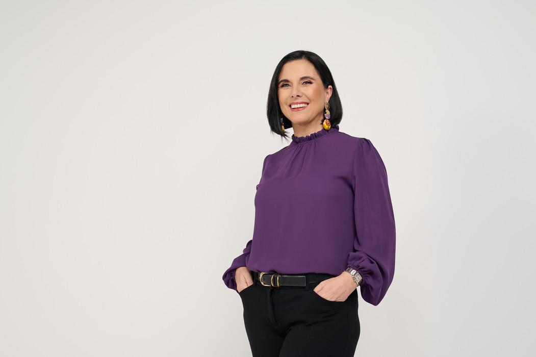 Margarita Pasos es una de las coaches más motivadoras de América
