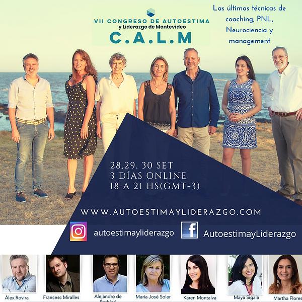 VII CALM Congreso Autoestima Liderazgo M