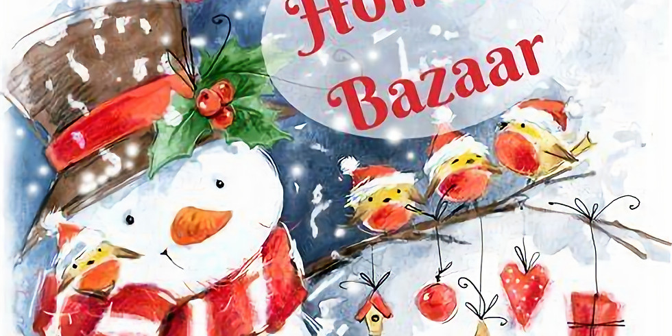 6th Annual Holiday  Bazaar