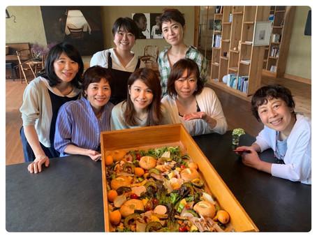 潮風ミューズアカデミー卒業旅行@淡路島〜感動のスペシャルランチ