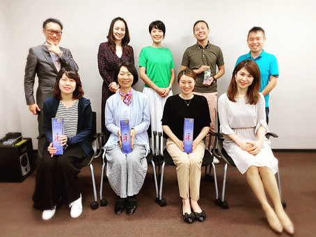 上級講師として感じること〜ファスティングマイスター2級検定@名古屋