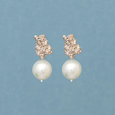 Haga-Barnacle-Cluster-Stud-with-Pearl-(s
