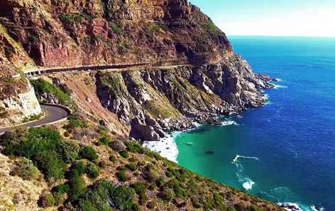 Hout Bay and Chapman's Peak
