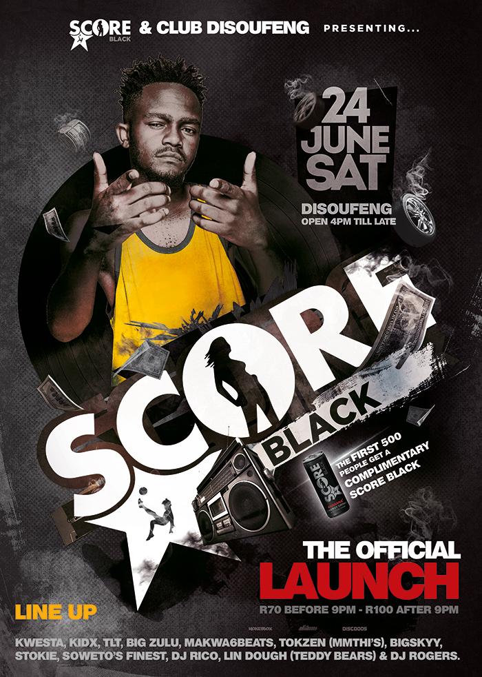 Score Black