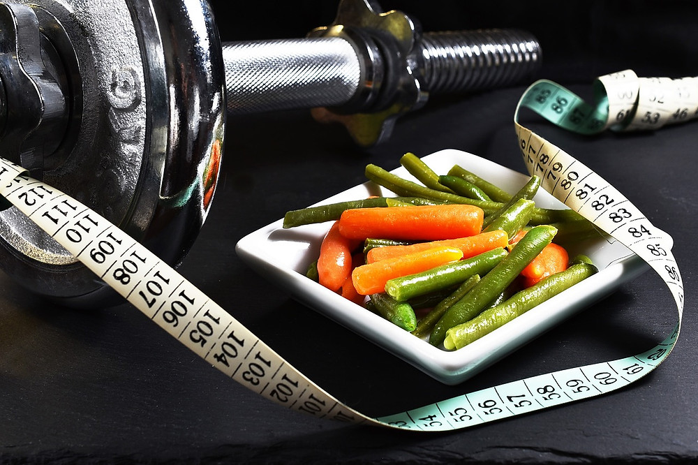 fitness and diet in performance