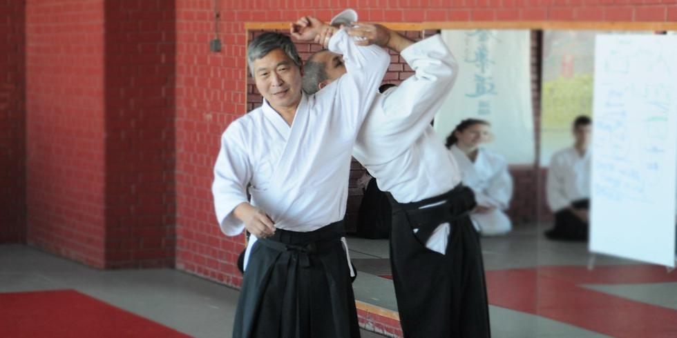 Godišnji seminar sa Kenđiro Jošigasakijem