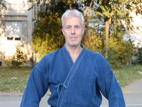 Ki aikido - takmičenje sa samim sobom