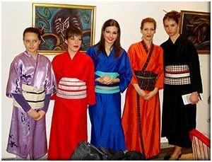 kimono hakama ki aikido za žene aikido za devojke vracar beograd novi beograd izložba musaši musasi musashi